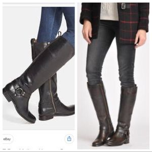 🎉1HR SALE🎉FRYE Melissa Harness Boots